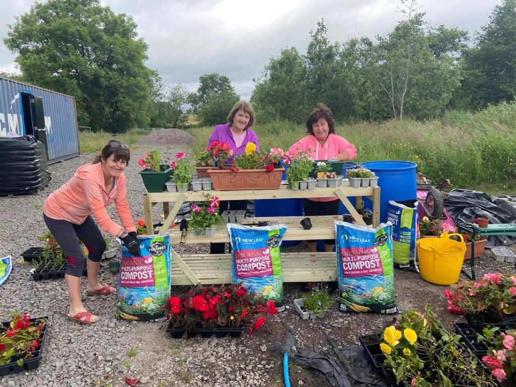 NWP helping to brighten up Tyrone community