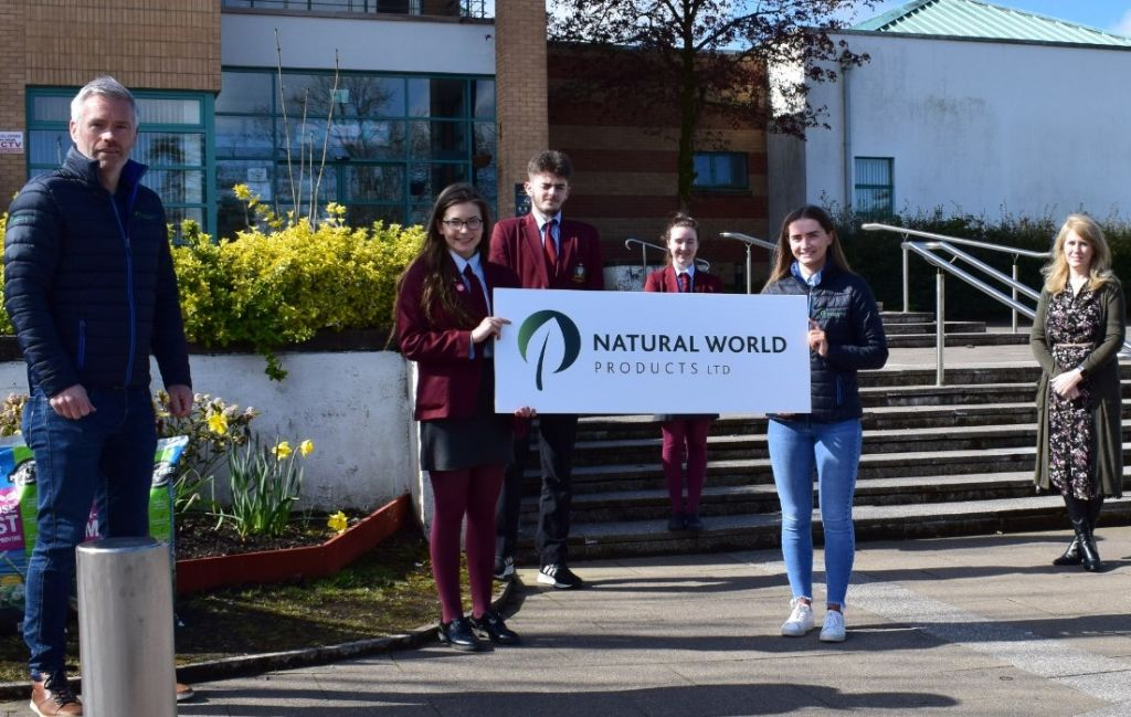 NWP supports St Patrick's High School Student Environmental Group