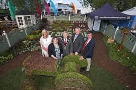Translink Ulster In Bloom  Large Town award